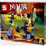 SY358 Ninja การต่อสู้ระหว่าง Cole กับ Krait